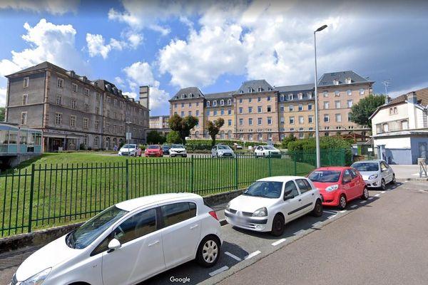 La mise en examen pour atteinte sexuelle sur mineure concerne un surveillant du lycée Condorcet de Belfort.