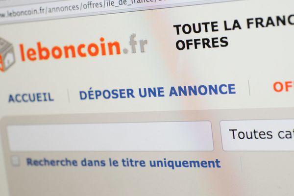 L'arnaque était organisée via le site leboncoin.fr