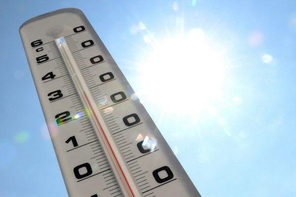 Les températures devraient atteindre localement 40°C.