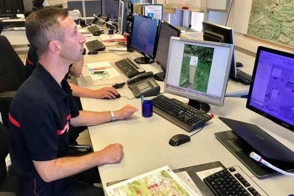 Aude - les pompiers de l'Aude ont développé d'autres méthodes pour localiser les victimes - août 2019