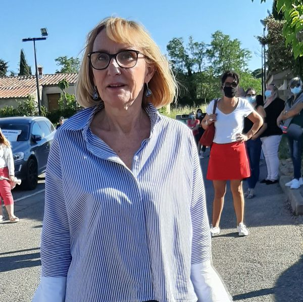 Sylvie Barrieu-Barouin, s'estime gagnante du scrutin