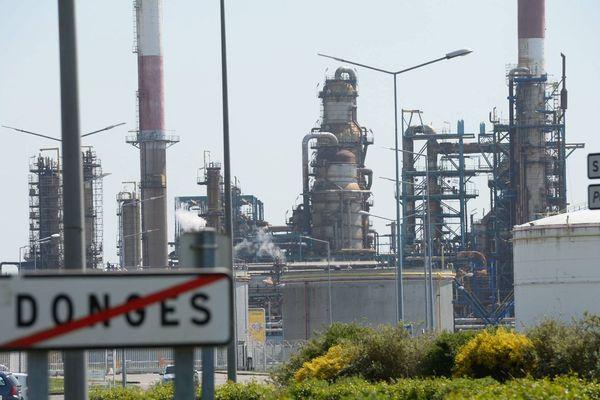 La raffinerie de Donges en Loire-Atlantique va se joindre au mouvement de grève.