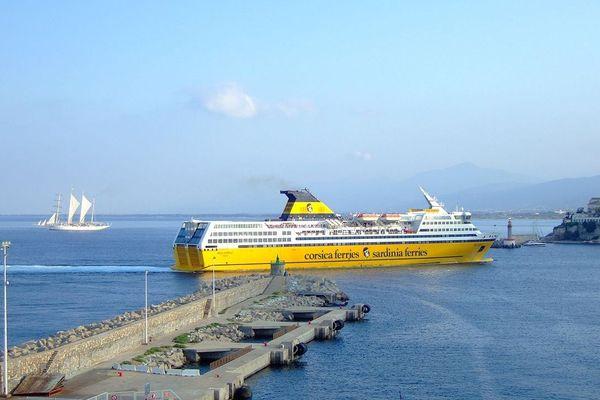 La cour administrative d'appel de Marseille est alléee dans le sens de la Corsica Ferries, le 4 juin 2020