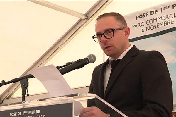 Pierre Quinonero Directeur agence Est Sopic Nord