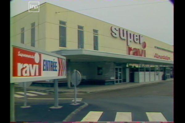 Image d'archive de 1988 de Midi 3 Franche-Comté.