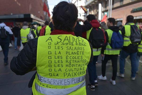 Plusieurs manifestations devraient avoir lieu à Toulouse, samedi 8 décembre.