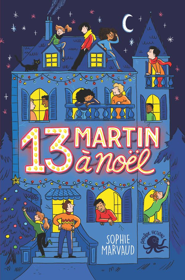 13 martin à Noël  de Sophie Marvaud et Kim Consigny