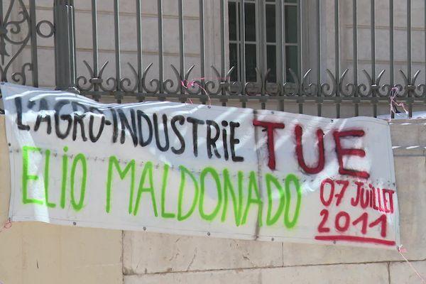 Premier jour de procès pour Terra Fecundis au tribunal de commerce de Marseille