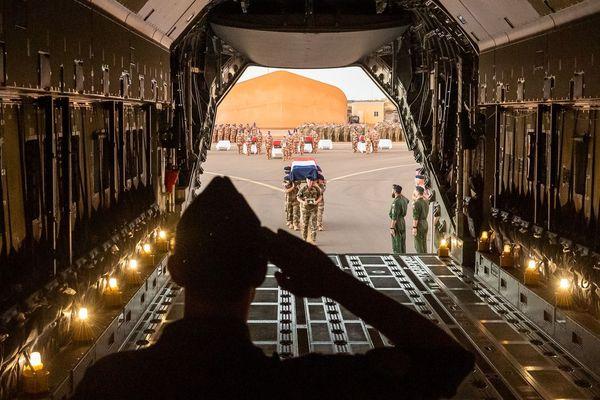 La levée des corps a eu lieu à Gao, au Mali.