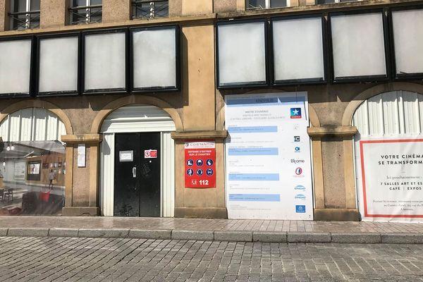 Le Caméo fermera au mois de juin 2018 pour laisser place à Klub à l'ancien emplacement du Palace.