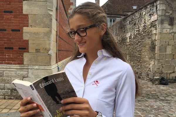 Le résultat final du concours auquel a participé une lycéenne de Senlis, Lou Huli, sera dévoilé mercredi 26 août.