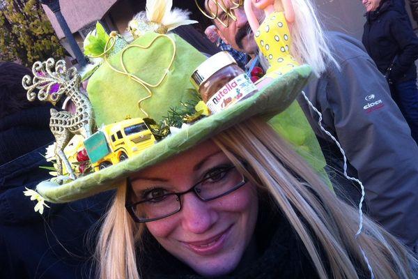 Pour la Sainte-Catherine : concours de chapeaux dans les rues de Vesoul