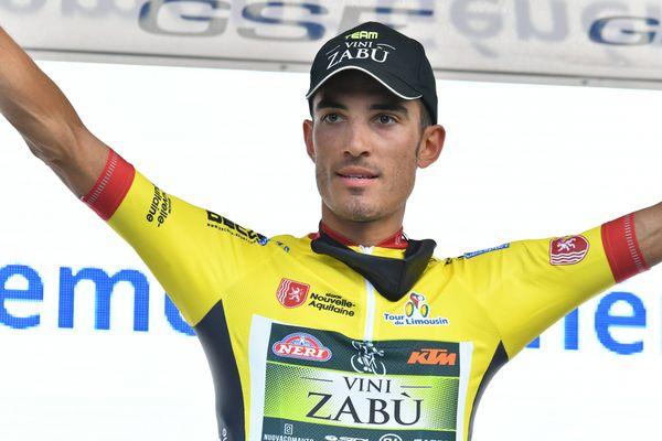 Luca Wackermann remporte le 53ème Tour du Limousin
