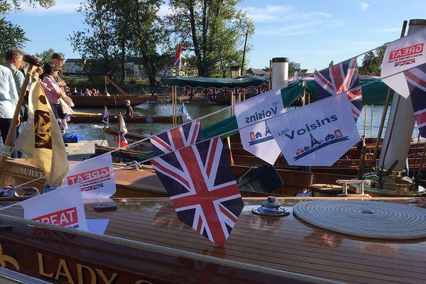 L'Angleterre et la Tamise sont les invités du Festival de Loire 2019