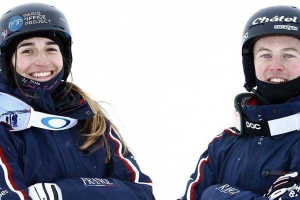 Perrine Laffont et Benjamin Cavet se sont offert chacun un nouveau podium en ski de bosses à Lake Placid aux Etats-Unis.