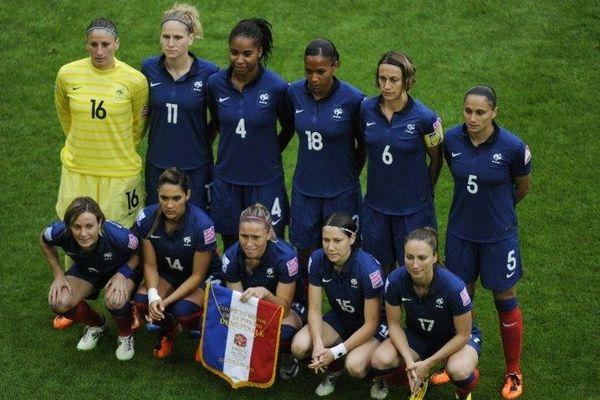 Les Bleues ont terminé à la quatrième position lors de la Coupe du Monde 2011.