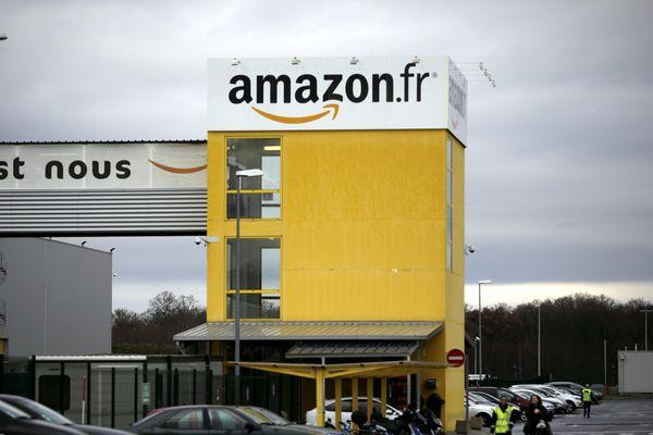 AMAZON, site de Saran (Loiret)