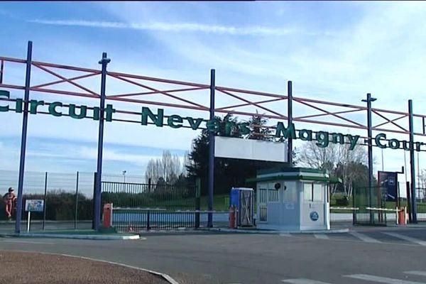 Le circuit de Nevers Magny-Cours accueillait le Grand Prix de France de Formule 1