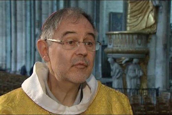 Jean-Luc Bouilleret sera le nouvel archevèque de Besançon