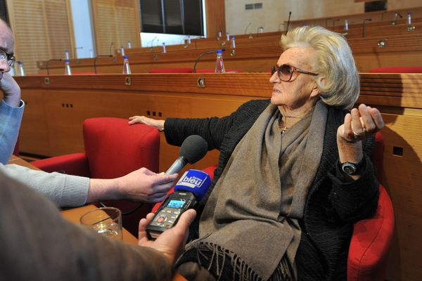 Bernadette Chirac.