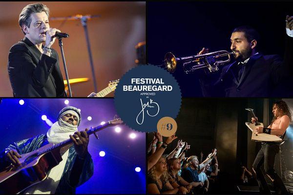 Benjamin Biolay, Ibrahim Maalouf, Tinariwen et Aribourne seront au festival Beauregard cette année