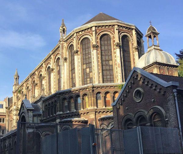 La Chapelle Saint-Joseph, rue Colson à Lille.