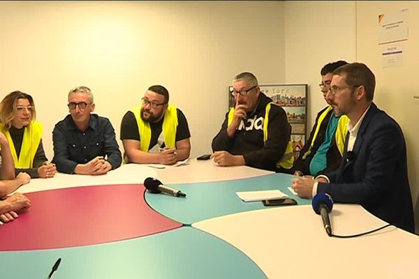 """Matthieu Orphelin rencontre les """"gilets jaunes"""" le 16 novembre à Angers"""