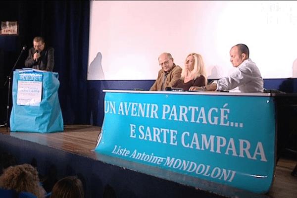 Sartène, 21 février 2014