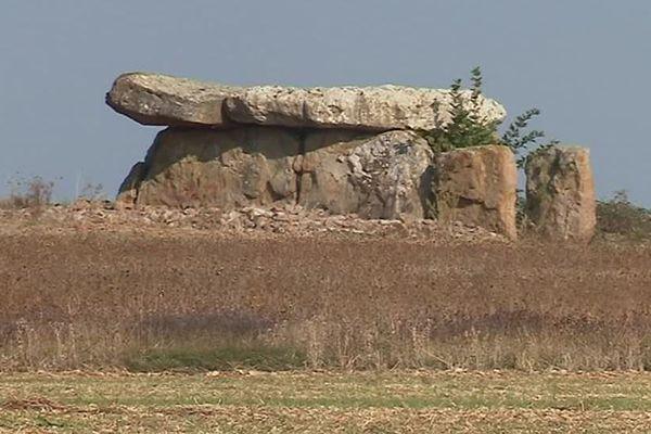 Les mégalithes du néolithique sont très nombreux dans le Thouarsais au nord des Deux-Sèvres.