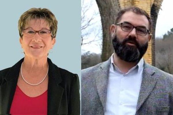 La PCF Marie-Claude Varaillas et le PS Benoît Secrestat, le deuxième binôme de gauche pour les prochaines sénatoriales de Dordogne