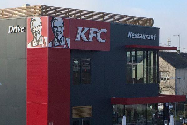 Le KFC d'Angers
