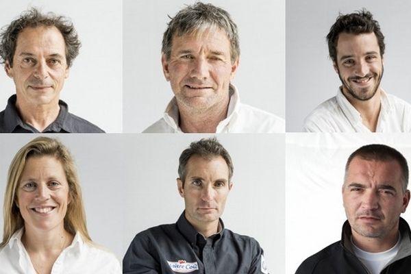 Six skippers ont abandonné ce Vendée Globe 2012-2013 en deux semaines