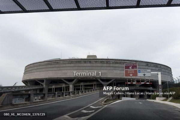 Le terminal 1 de Roissy Charles-de-Gaulle