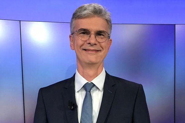 Christophe Arminjon (DVD) est élu à Thonon-les-Bains avec 48,38 %