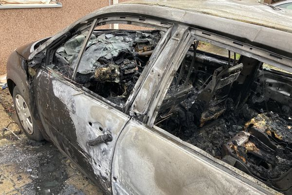 Une série d'incendies qui laisse la population perplexe à Fismes.
