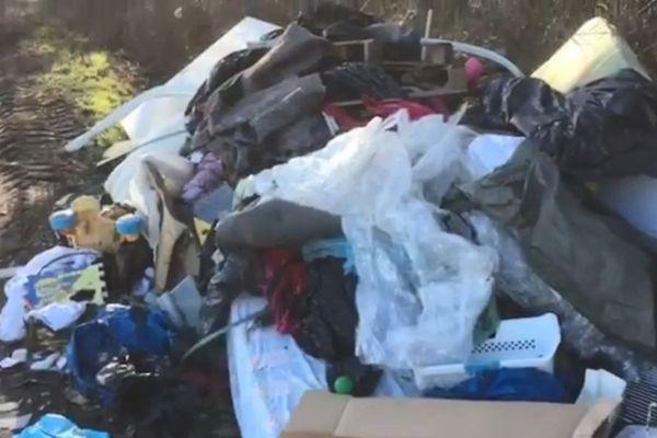 La première amende de 800 euros pour dépôt sauvage de déchets à Laigneville dans l'Oise a été dressée le 25 février dernier : près de 5 m3 avaient été abandonnés en pleine nature.