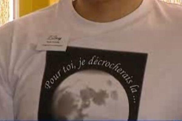 Dites le avec ... un tee-shirt