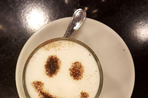 Le sourire du matin