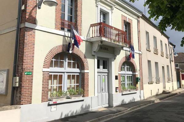L'école Isidore Robequin, à Conflans-sur-Seine (Marne), regroupe les élèves des communes environnantes.