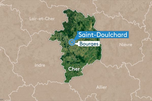 SAINT-DOULCHARD (CHER)