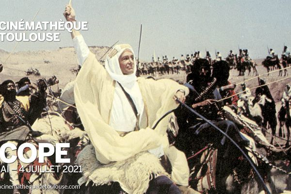 """""""Cycle Scope"""" Cinémathèque de Toulouse 2021"""