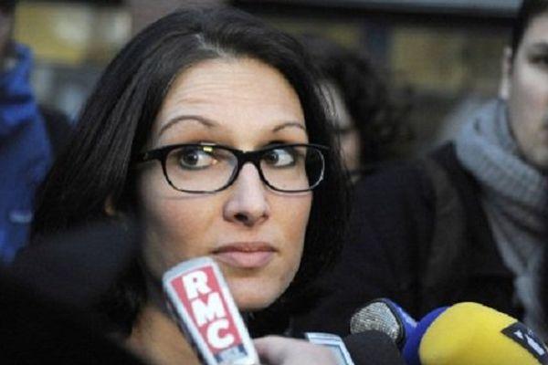 Agnès Dufétel-Cordier, l'une des avocates de l'un des adolescents toulousains.