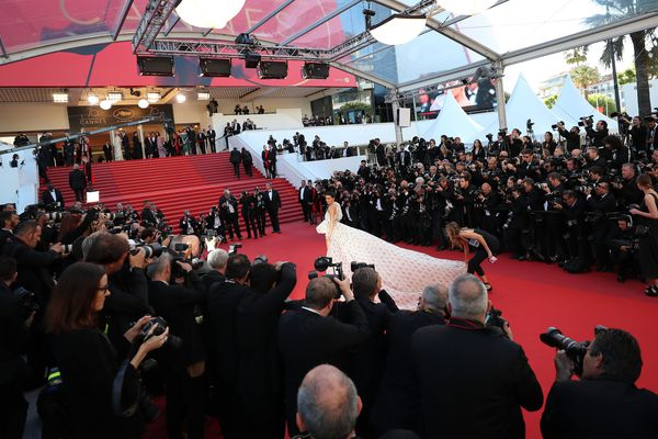 """""""Comportement correct exigé"""", l'engagement du festival de Cannes contre le harcèlement."""