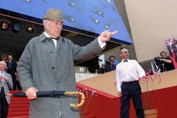 Son hommage à Tati au Festival de Cannes.