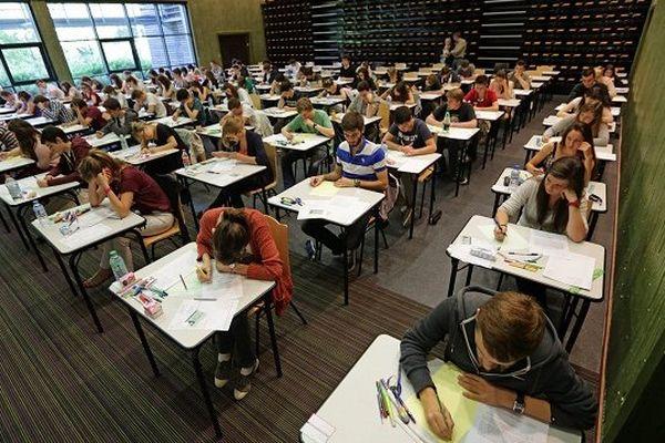 Examen du baccalauréat