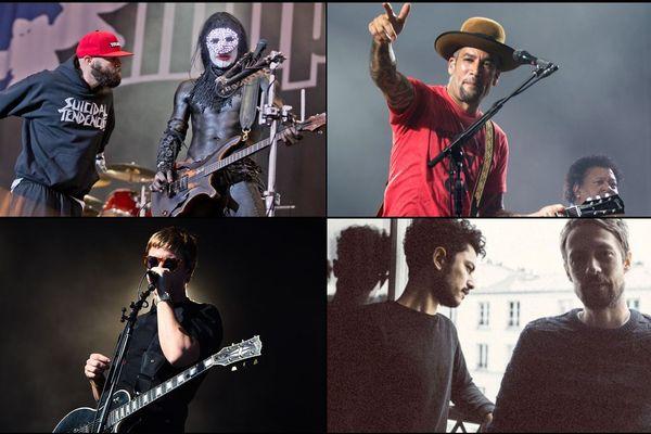 Limp Bizkit, Ben Harper, Interpol et The Blaze seront à l'affiche du festival Beauregard 2019