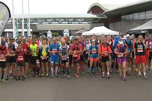 Avec 500 partants sur les 16 km, cette 1ère édition est succès. Clermont-Ferrand devrait trouver sa place dans le calendrier du trail français.