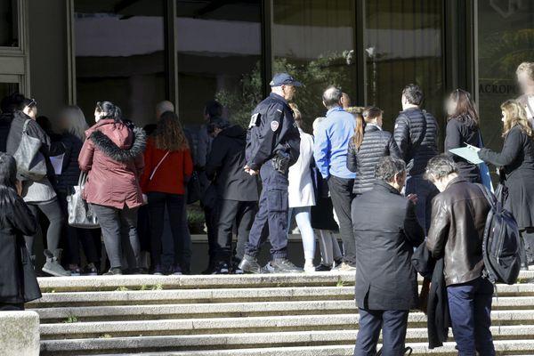 Attentat de Nice : 527 parties civiles et 70 avocats étaient convoqués ce mardi 20 novembre.