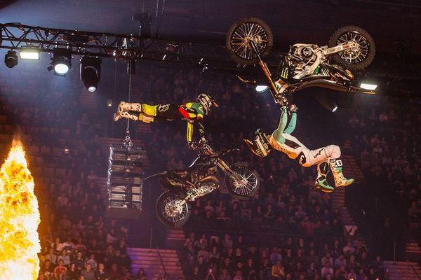 L'an dernier 4000 specateurs étaient venus assister à ce spectacle à la Maison des Sports de Clermont-Ferrand.