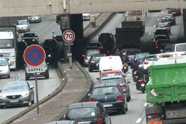 Reveillon de Noel : attention aux bouchons en Ile-de-France